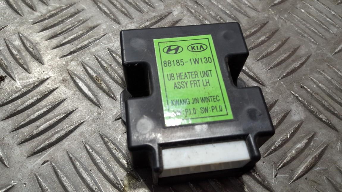 Kiti kompiuteriai 881851W130 88185-1W130 Kia RIO 2008 1.5