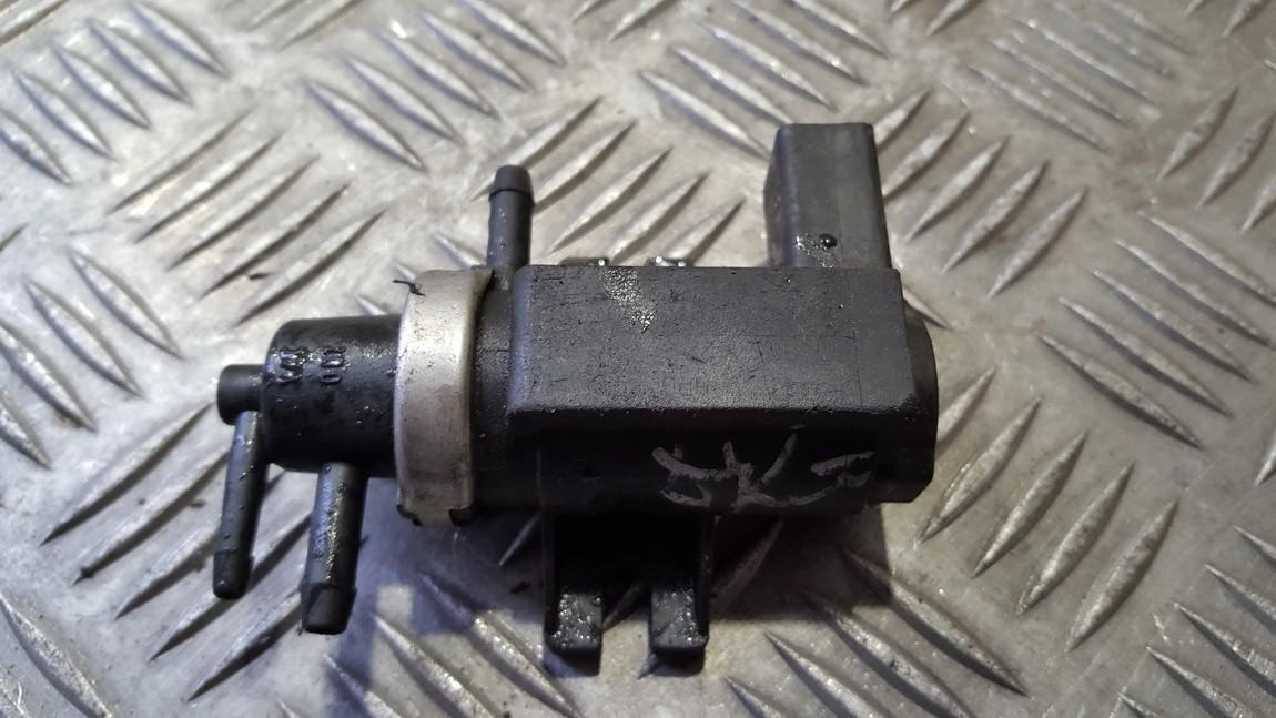Клапан электромагнитный