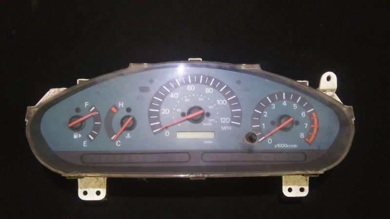 Speedometers - Cockpit - Speedo Clocks Instrument 769219850a 769219-850a Mitsubishi GALANT 1999 2.0