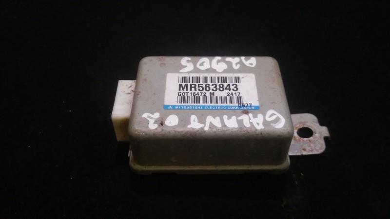 Блок управления круиз контролем Mitsubishi Galant 2002    3.0 mr563843