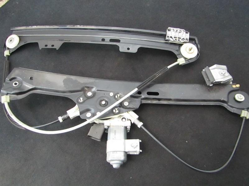 Стеклоподъемник - передний правый 7184383e 7184741s BMW 5-SERIES 2006 2.0