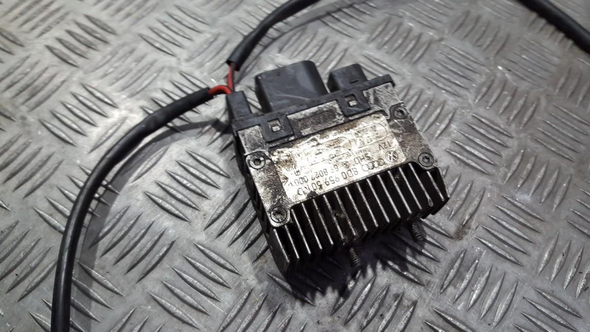Blower Fan Regulator  Audi A6 2002    2.7 8d0959501d
