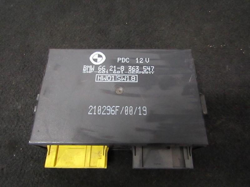 Блок управления парковочным BMW 5-Series 1998    3.0 66218363547