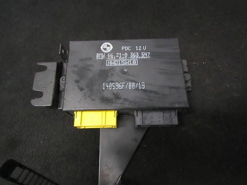Блок управления парковочным BMW 5-Series 1998    2.5 66218363547
