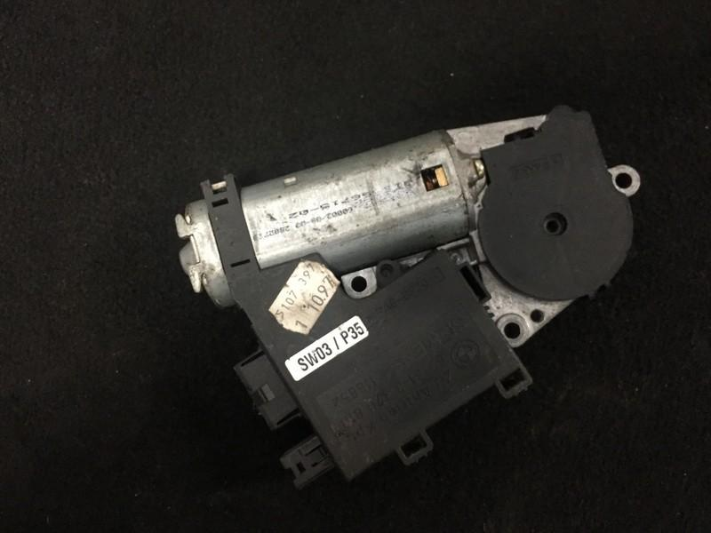 Sunroof Motor BMW 5-Series 1998    2.0 67618370810
