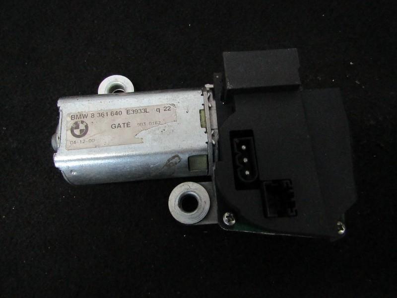 Rear wiper motor (Rear Screen Wiper Engine) BMW 5-Series 1998    3.0 8361640