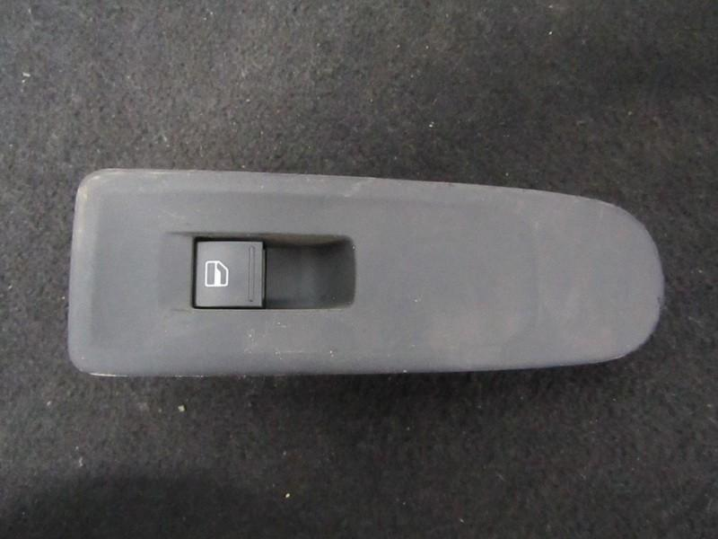 Stiklo valdymo mygtukas (lango pakeliko mygtukai) 5K0867256 5K0.867.256 Volkswagen GOLF 1998 1.9