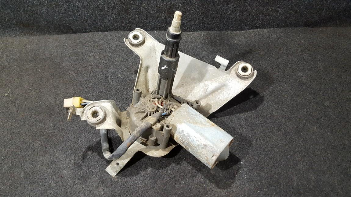 Rear wiper motor (Rear Screen Wiper Engine) Nissan Primera 2000    2.0 54900612