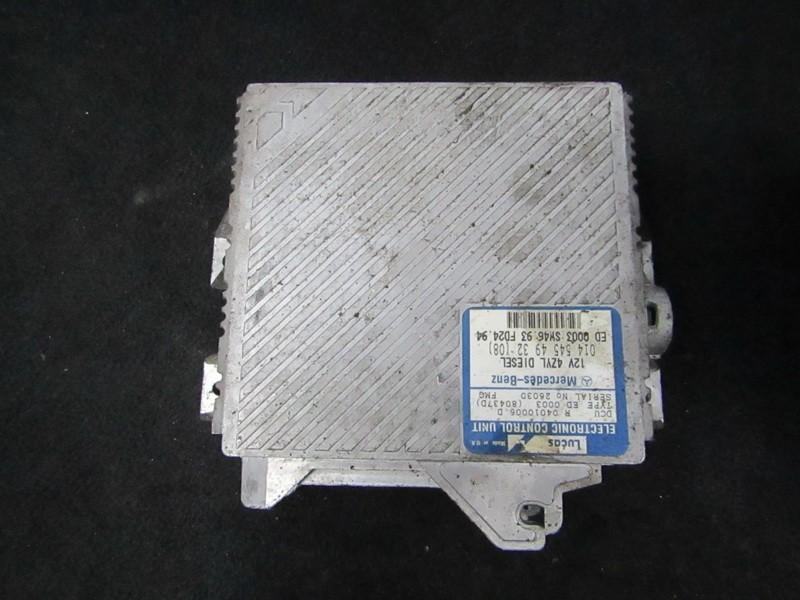 Variklio kompiuteris 0145454932 R04010006D Mercedes-Benz C-CLASS 1998 2.2