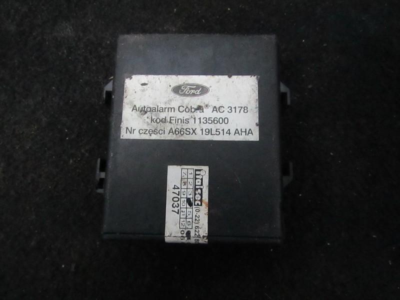 Kiti kompiuteriai Ford  Mondeo, 1992.12 - 1996.09