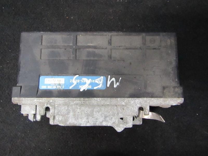 ABS kompiuteris 0265101018 64516792 Mercedes-Benz E-CLASS 1999 2.7