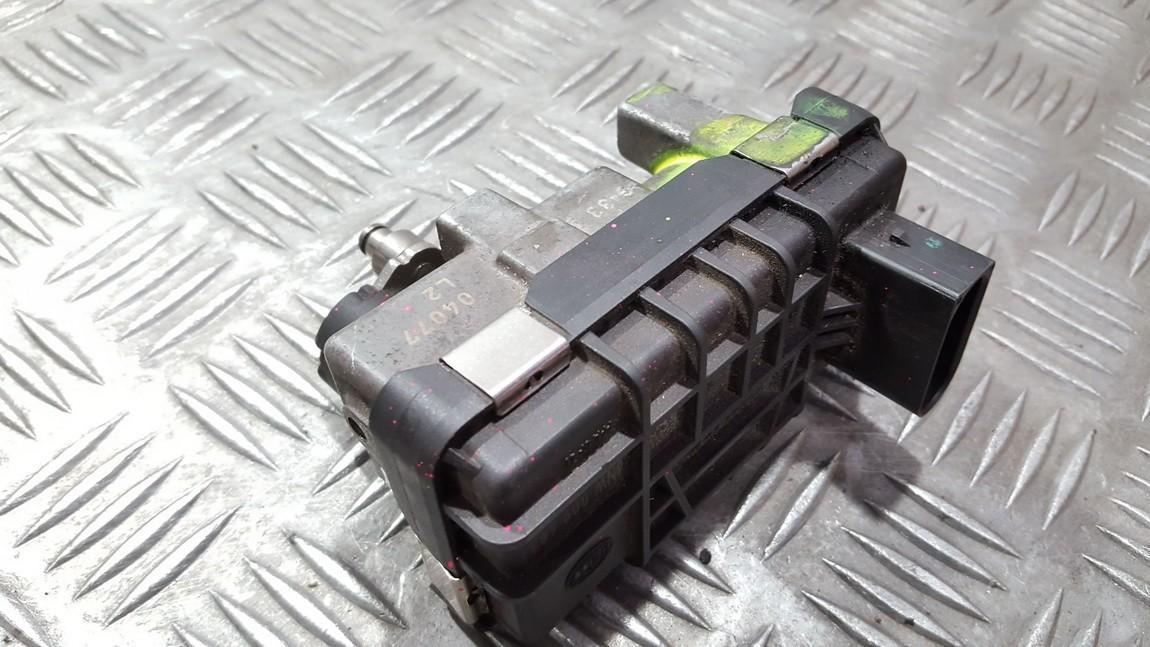 Turbinos valdymas 761963 6NW009483 Ford GALAXY 2001 2.3