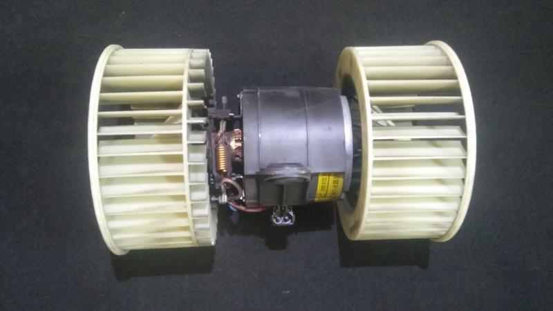 BMW  5-Series Heater blower assy