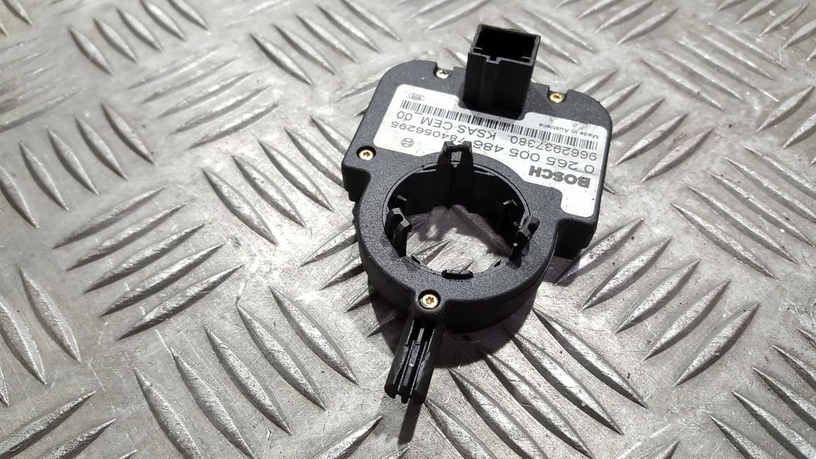 Датчик угла поворота рулевого колеса Citroen C4 Picasso 2008    0.0 0265005486