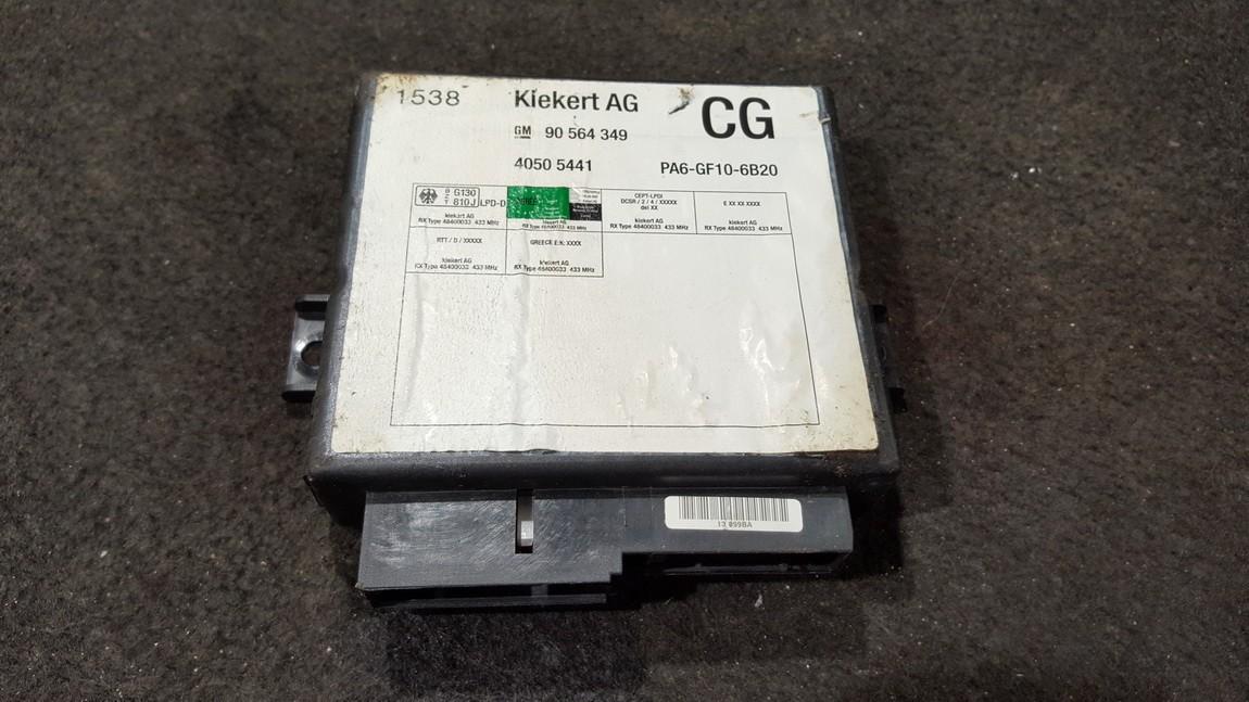 Kiti kompiuteriai 90564349 40505441 Opel VECTRA 2006 1.9