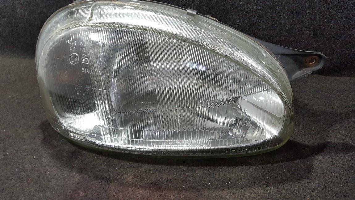 Zibintas P.D. nenustatyta nenustatyta Opel CORSA 1995 1.4