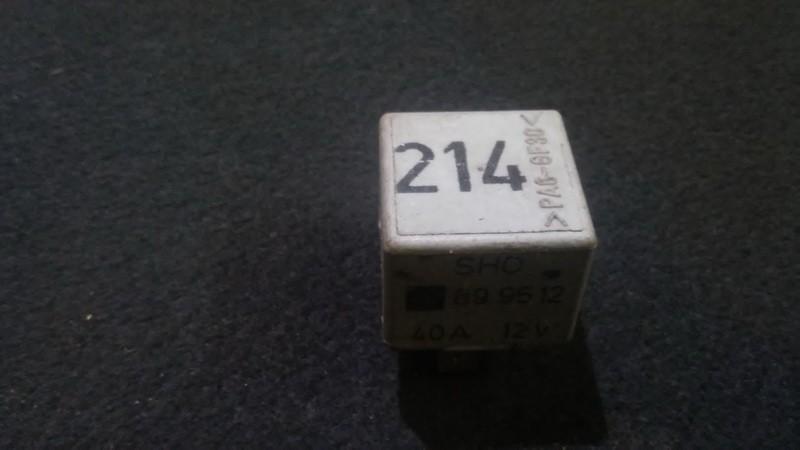 Rele 443951253k 214 Volkswagen PASSAT 2006 2.0