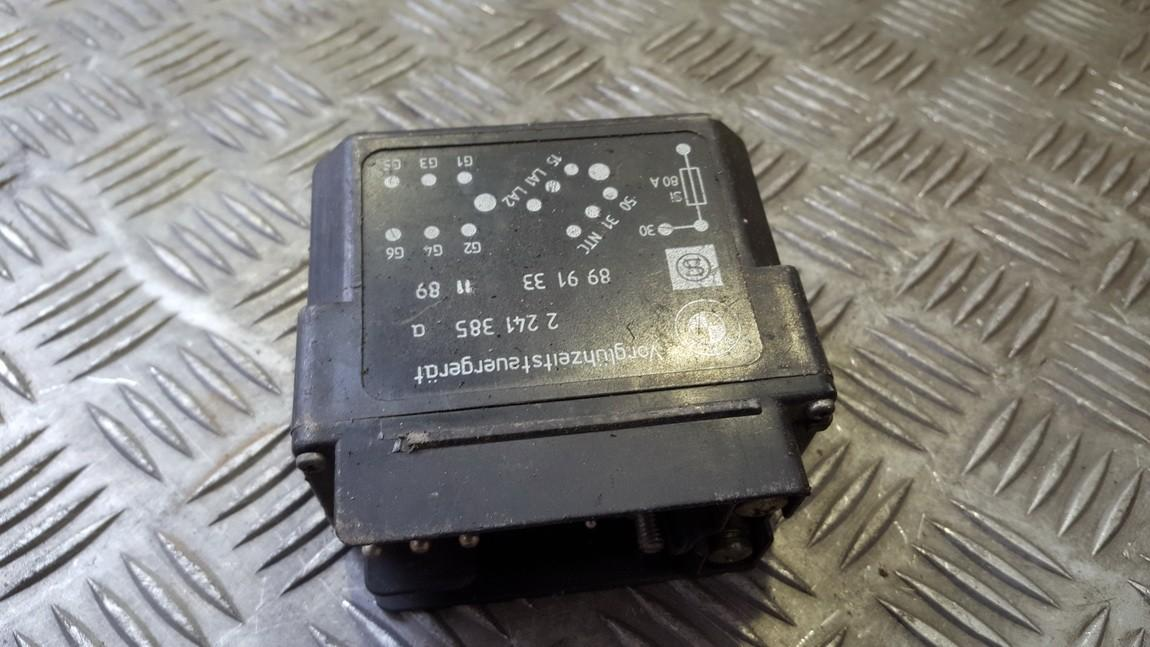 блок управления свечами накаливания BMW 5-Series 1993    2.4 2241385