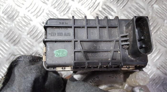 Turbinos valdymas 6NW008412 712120 Jaguar S-TYPE 2007 2.7