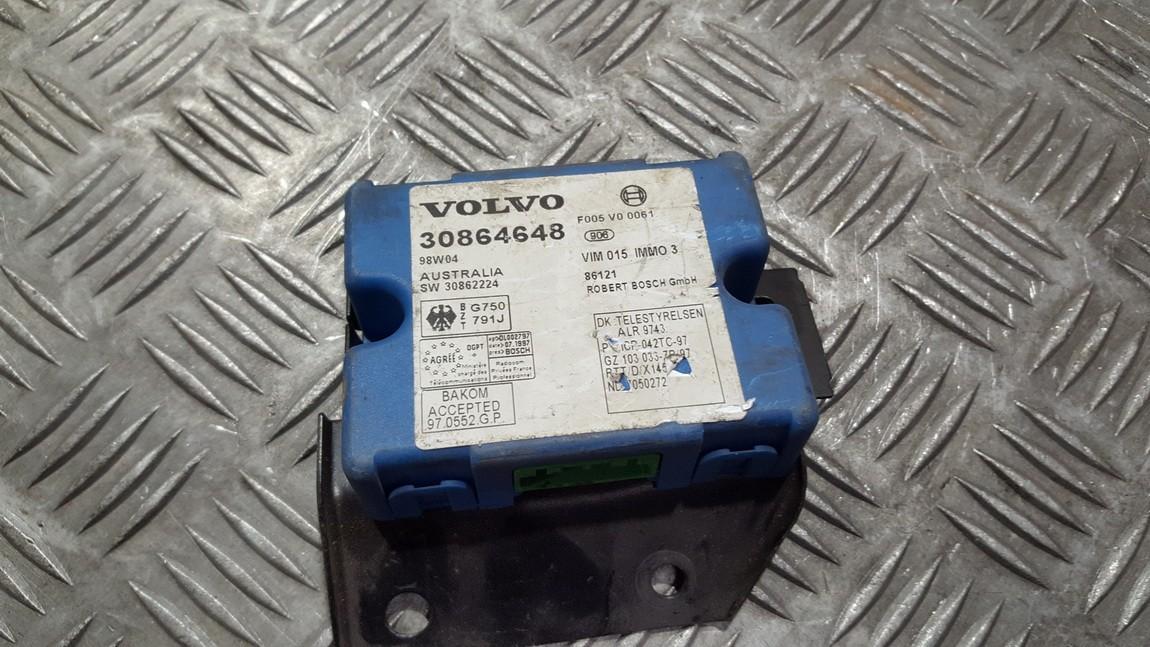 Immobiliser ECU Volvo S40 2000    0.0 30864648