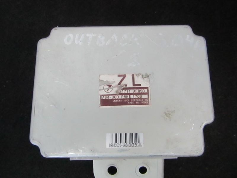 Блок управления АКПП 31711af890 a64-000r5k, 1706 Subaru OUTBACK 2005 2.5