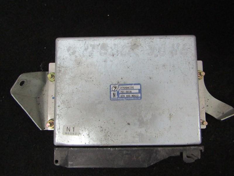 Subaru  Outback Variklio kompiuteris