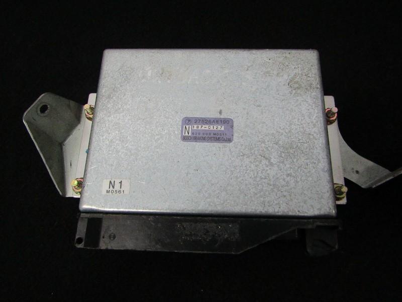 ABS kompiuteris 27526ae190 187-0127, 620000m0511 Subaru OUTBACK 1999 2.5