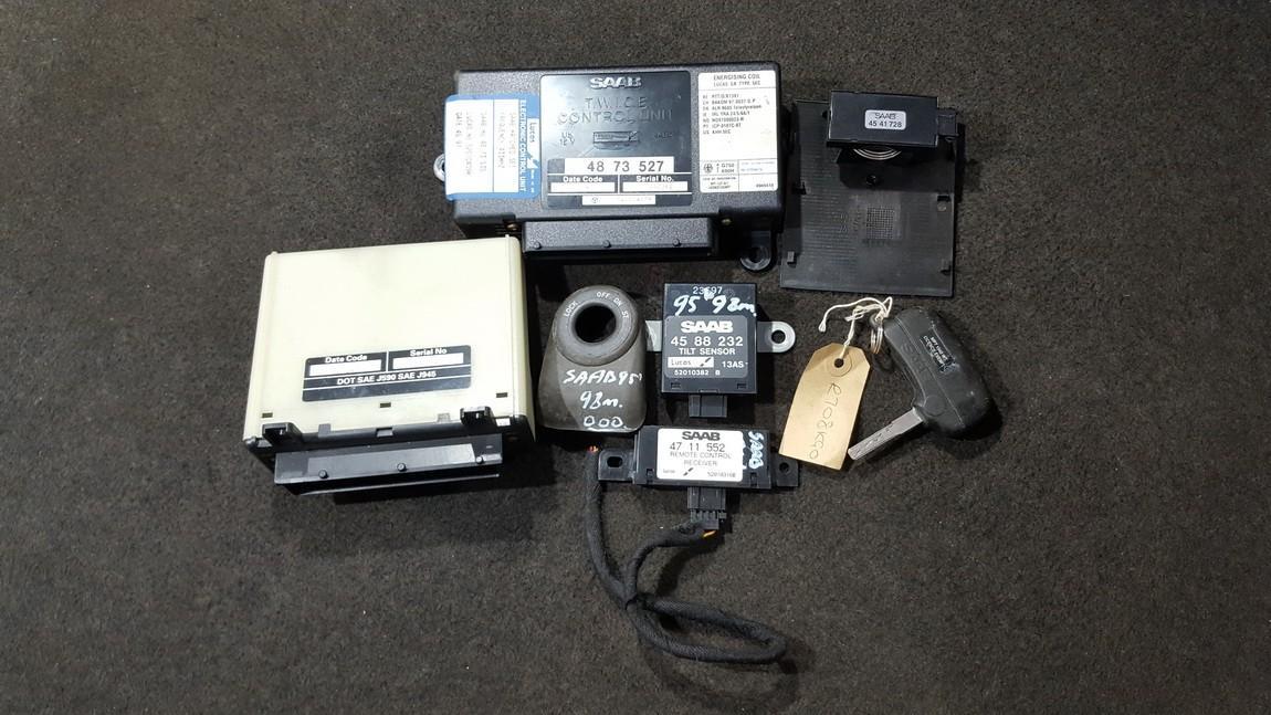 Комплект зажигания SAAB 9-5 1998    2.0 52010417R