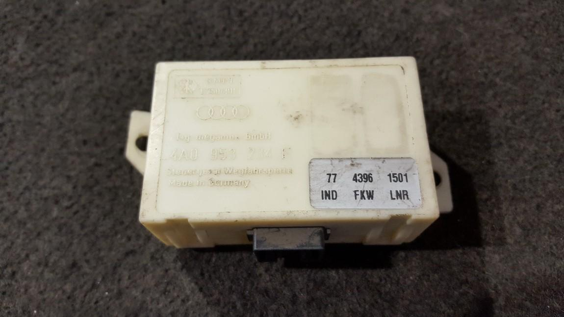 Kiti kompiuteriai 4A0953234F 7743961501, G750491E Audi A4 1999 1.8