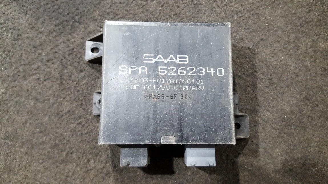 Блок управления парковочным SAAB 9-5 2004    3.0 5262340