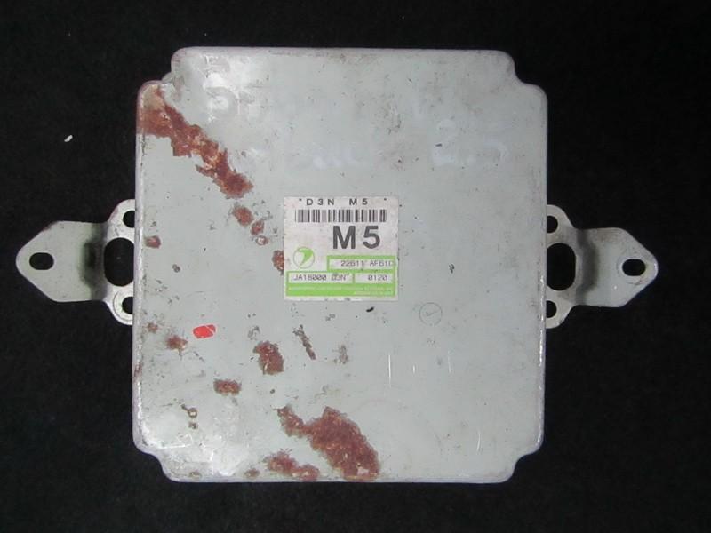 Блок управления двигателем 22611af61c ja18000d3n Subaru OUTBACK 2005 2.5