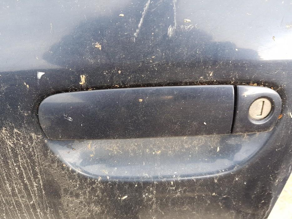Duru isorine rankenele P.K. NENUSTATYTA N/A Audi A6 1998 2.5