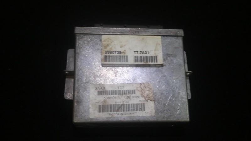 Variklio kompiuteris 5380738 868729dn02010080,020110080 SAAB 9-5 2001 3.0