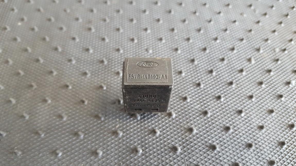 Блок электронный F57B14B192AA F57B-14B192-AA, G1UHQ Ford FOCUS 1999 1.8