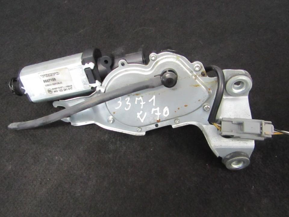 Задняя электродвигатель стеклоочистителя Volvo V70 2004    2.4 8667188