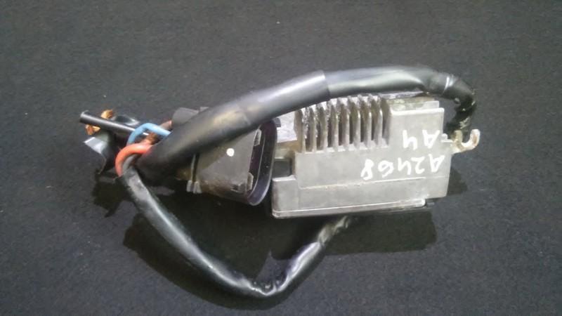 Blower Fan Regulator  Audi A4 2003    2.0 8e0959501