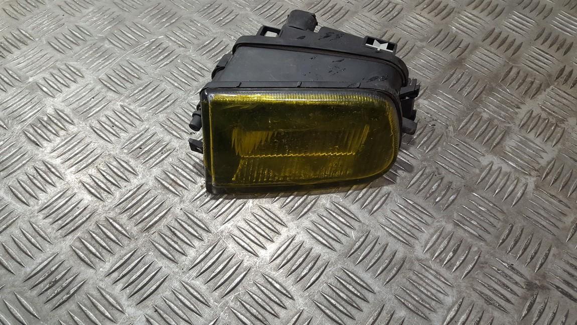 Fog lamp (Fog light), front right 3701749 3701999 BMW 5-SERIES 2006 2.0