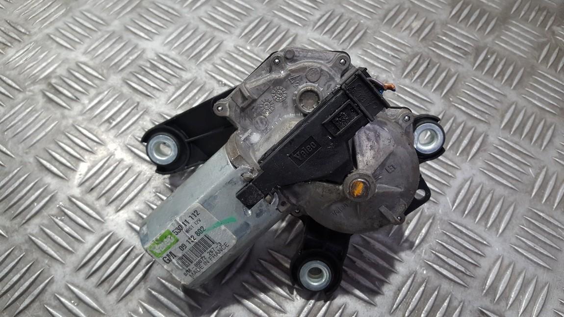 Galinio lango valytuvu varikliukas 09132802 53011112 Opel ASTRA 1999 1.4