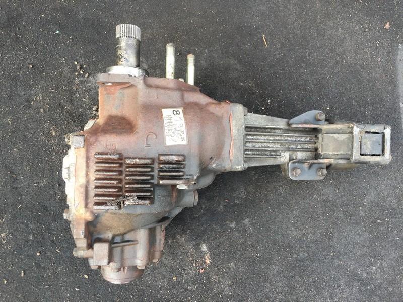 Front differential assembly NENUSTATYTA NENUSTATYTA Toyota RAV-4 2003 2.0