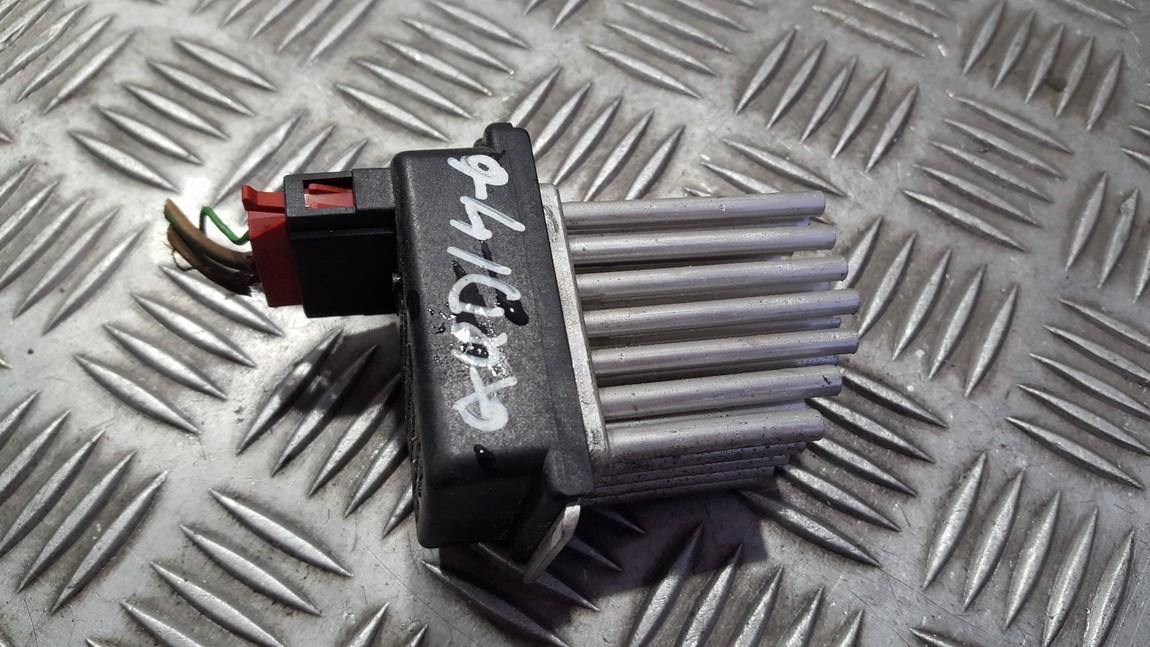 Резистор отопителя Audi A6 2000    0.0 4B0820521