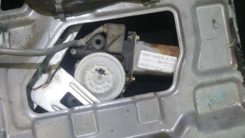 Hyundai  Santa Fe Window Motor Rear Right