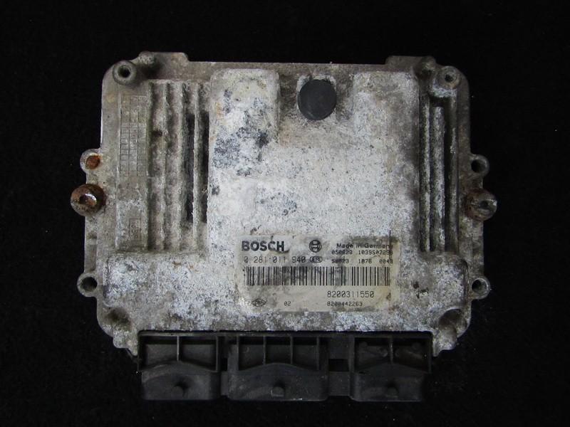 Renault  Master Variklio kompiuteris