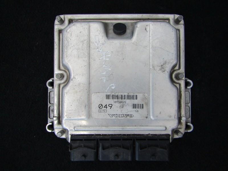 Variklio kompiuteris 0281010440 hom8200065994, 8200126492, edc15c3 Volvo V40 1996 1.8