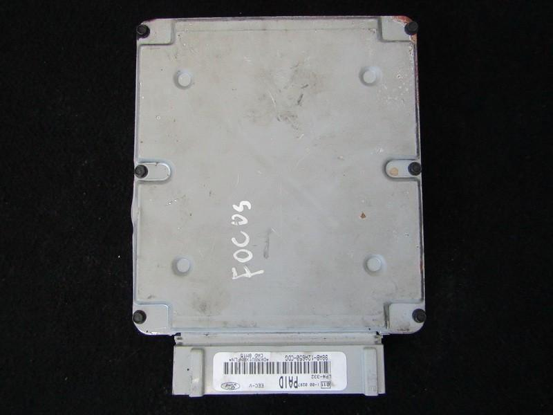 Variklio kompiuteris 98ab12a650cdg 98ab-12a650-cdg, lp4-332, paid Ford FOCUS 2008 2.0