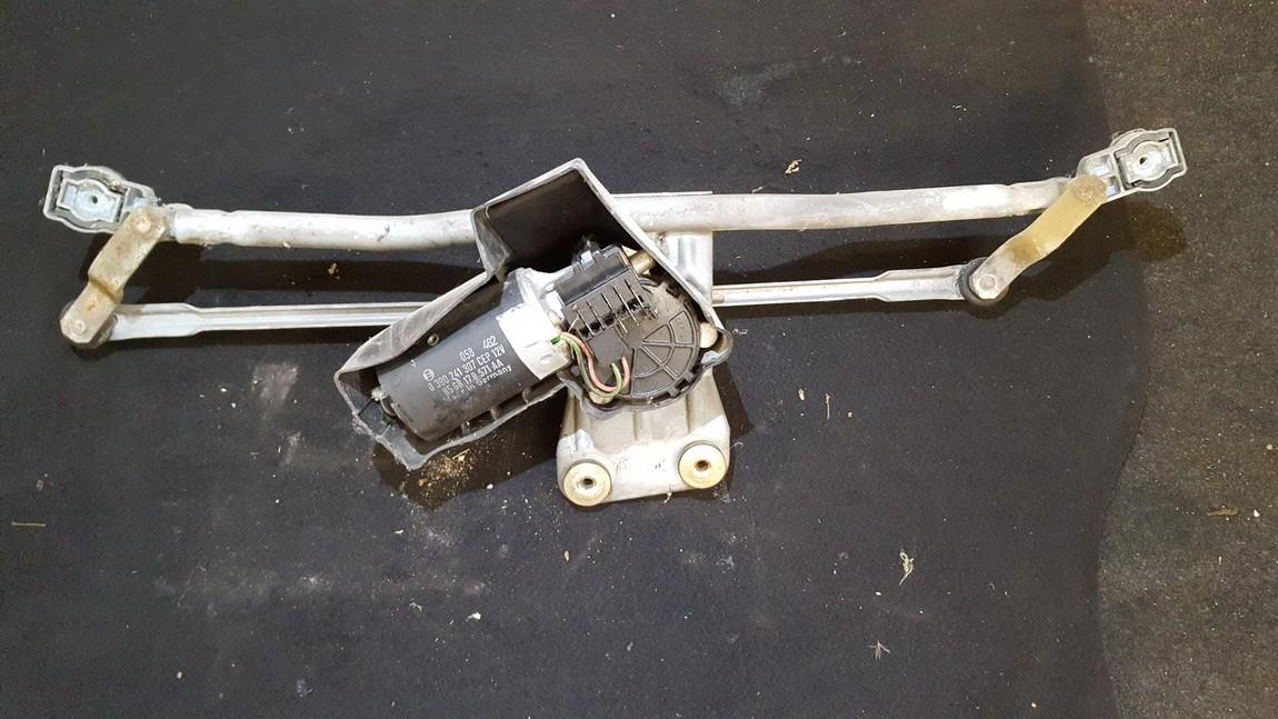 Windshield Wiper Linkage front Ford Escort 1991 1.8L 10EUR EIS00265477