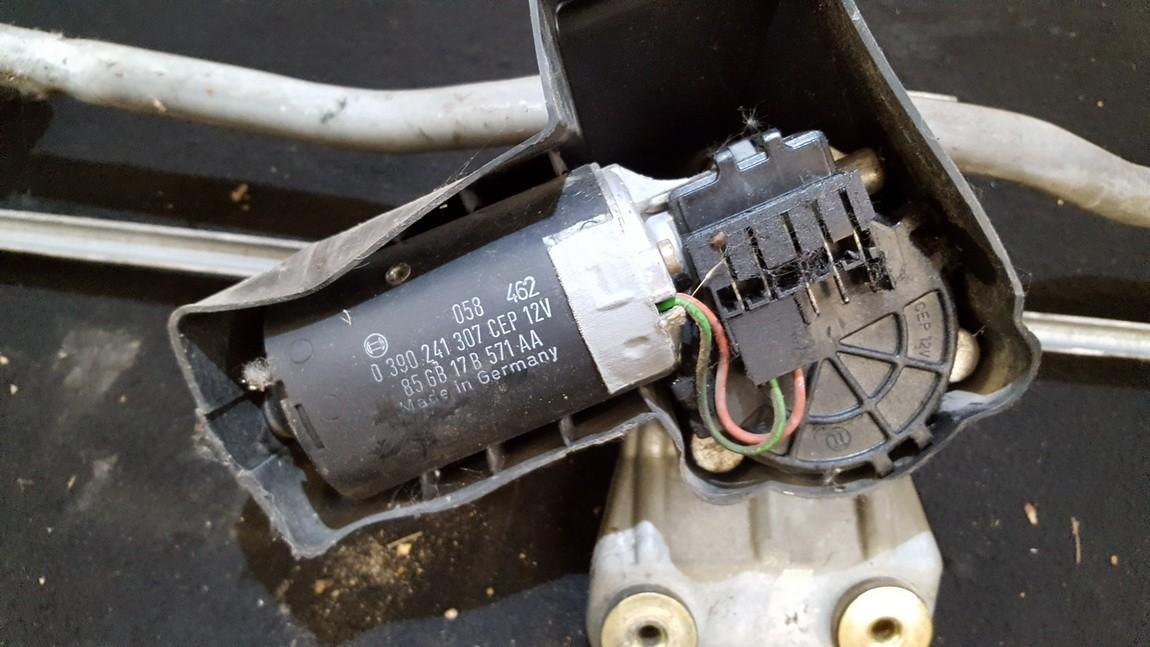0390241307cep 85GB17B571AA Front wiper motor Ford Escort 1991 1.8L 10EUR EIS00265479