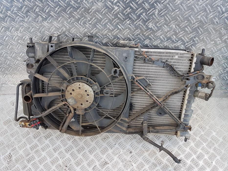 Радиатор Opel Vectra 1998    1.8