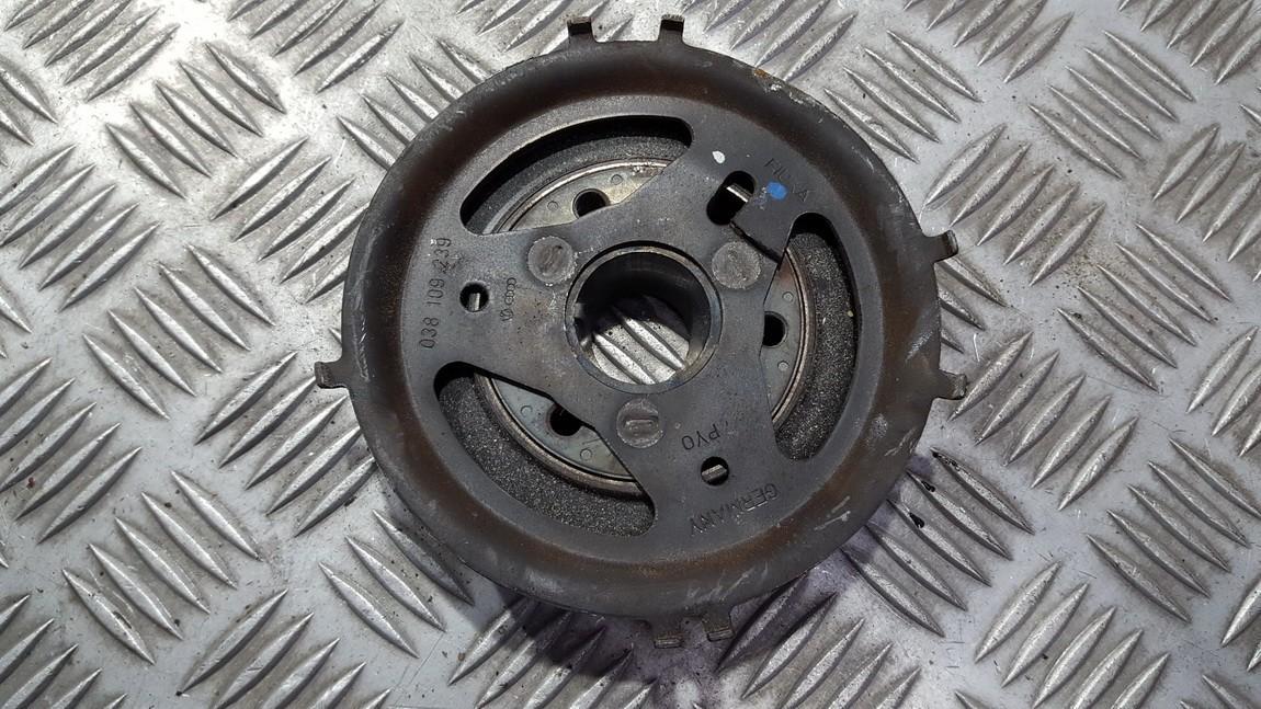 Paskirstymo veleno dantratis (skyvas - skriemulys) 038109239 N/A Volkswagen TOURAN 2005 1.9