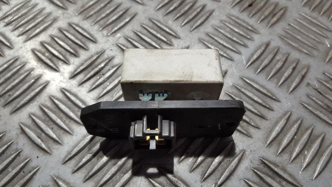 Резистор отопителя Mitsubishi Galant 2002    2.0 76818