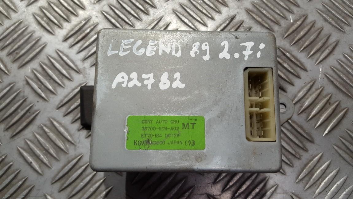Блок управления круиз контролем Honda Legend 1989    2.7 367005D4A02